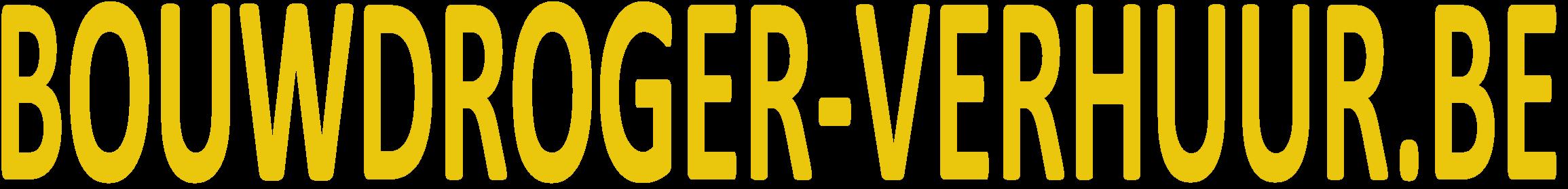 Bouwdroger Verhuur